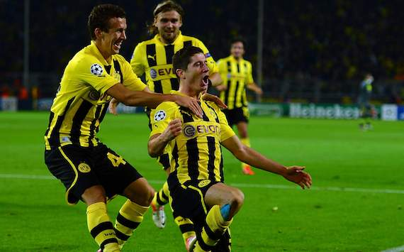 Lewandowski will honour Dortmund contract, says agent