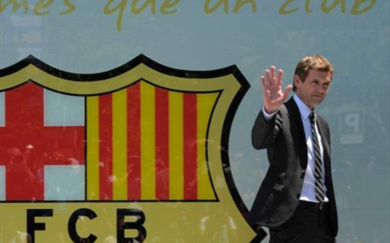 Vilanova: I would rather have supper than watch Madrid derby