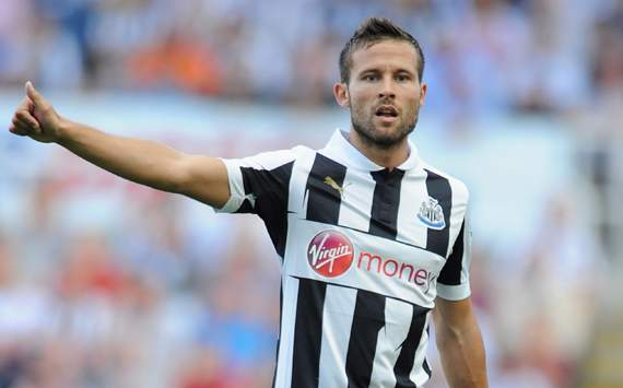 ANG, Newcastle - Retour anticipé de Cabaye