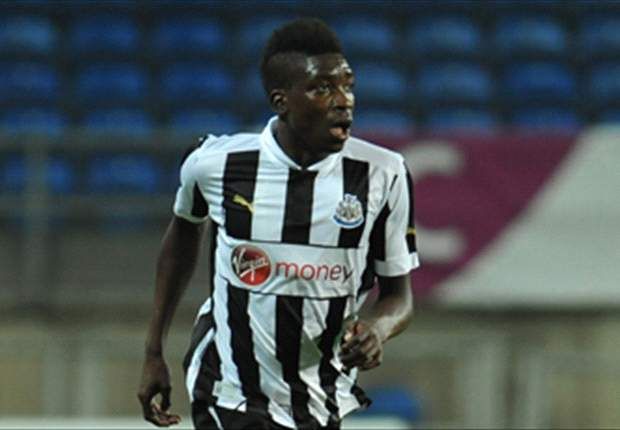 Newcastle forward Sammy Ameobi joins Middlesbrough on loan