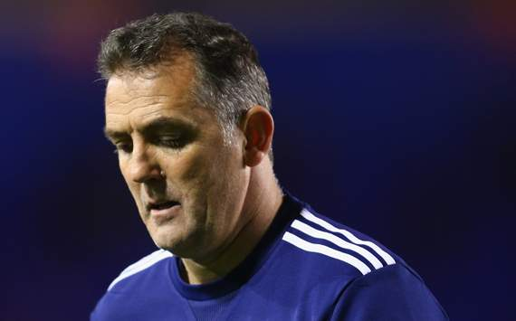 Bolton sack manager Owen Coyle