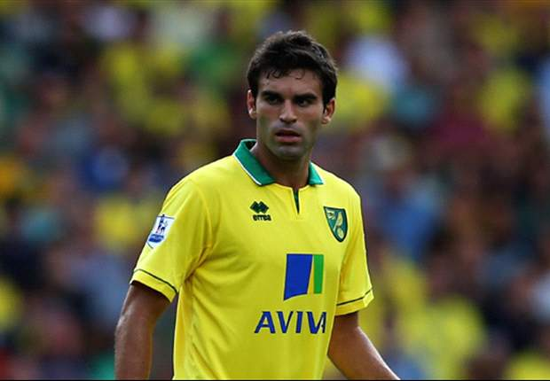 Norwich full-back Garrido wants to stay at Carrow Road
