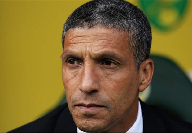 Hughton 'not getting carried away' after Hoolahan header extends Norwich's unbeaten run