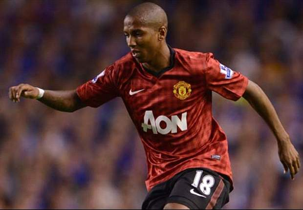 Ashley Young is fit again, says Manchester United boss Sir Alex Ferguson