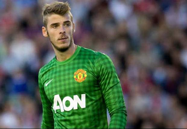 De Gea insists he can deal with the pressure at Manchester United