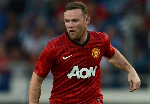 TEAM NEWS: Rooney benched for Manchester United's clash with Tottenham