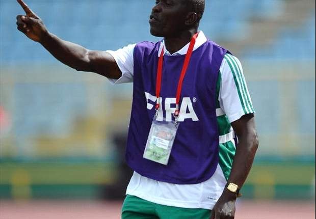 Peter Dedevbo is new Falconets coach
