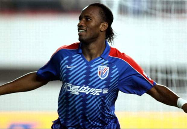 Drogba set to remain at Shanghai Shenhua following weekend of speculation