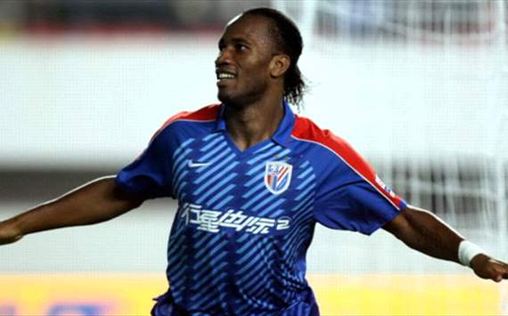 Drogba committed to Shanghai Shenhua stay
