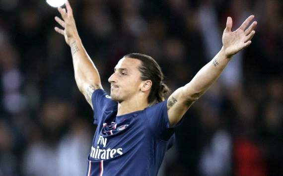 Zlatan Ibrahimovic - Paris Saint Germain