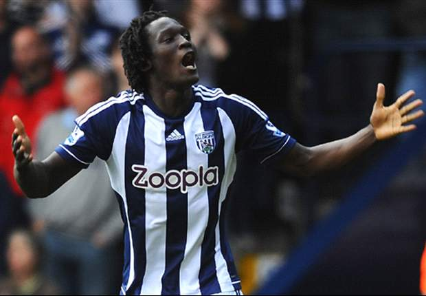 Clarke hails 'big talent' Lukaku after striker's goal ends West Brom's winless streak