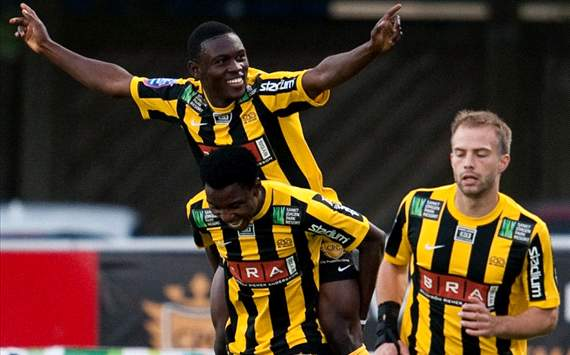 Spartak agree transfer of Abdul Majeed Waris from BK Hacken