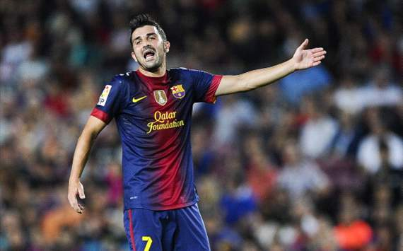 David Villa - FC Barcelona