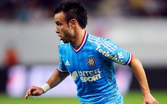 Ligue 1 : Mathieu Valbuena (Olympique de Marseille)