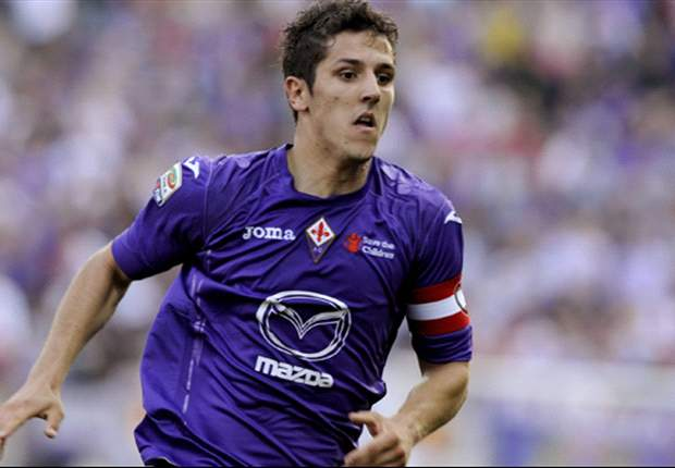 Manchester City target Jovetic: I stayed with Fiorentina to challenge for Champions League spot
