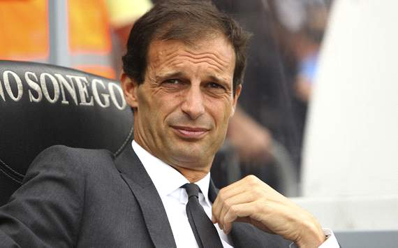 Allegri aims for AC Milan festive turnaround