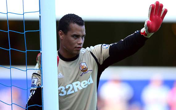 Swansea need to add steel to style, says Vorm