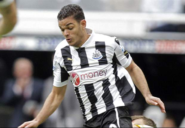 Newcastle star Ben Arfa to miss Metalist Kharkiv tie
