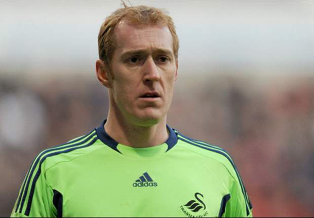 Swansea goalkeeper Tremmel relishing Manchester United clash