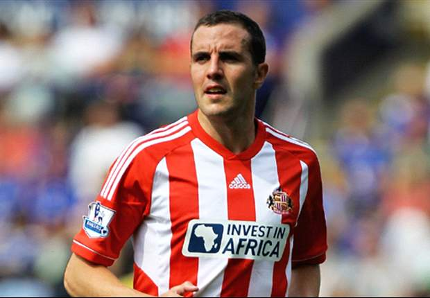 O'Shea relishing the chance to captain Sunderland in Tyne-Wear derby