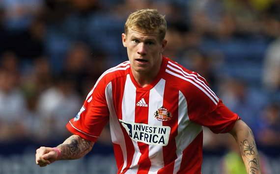 Sunderland distance themselves from McClean poppy snub