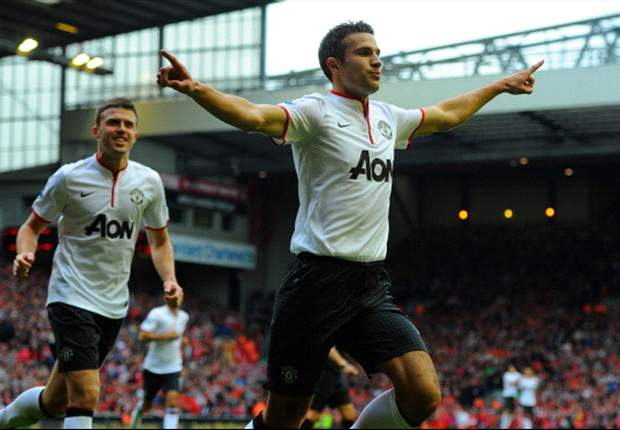 Van Persie delivers the goods again to further stake claim as Manchester United's Mr Undroppable