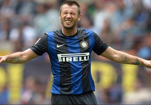 I have rejected Juventus three times, says Cassano