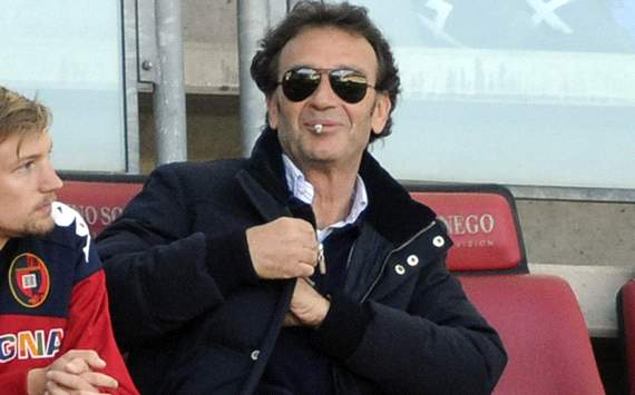Cagliari president slams Juventus over 'embarassing' fixture rearrangement