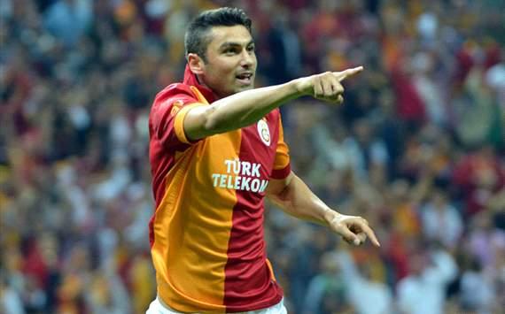 STSL: Burak Yılmaz (Galatasaray)