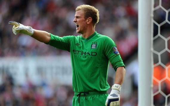Hart urges Manchester City to move on