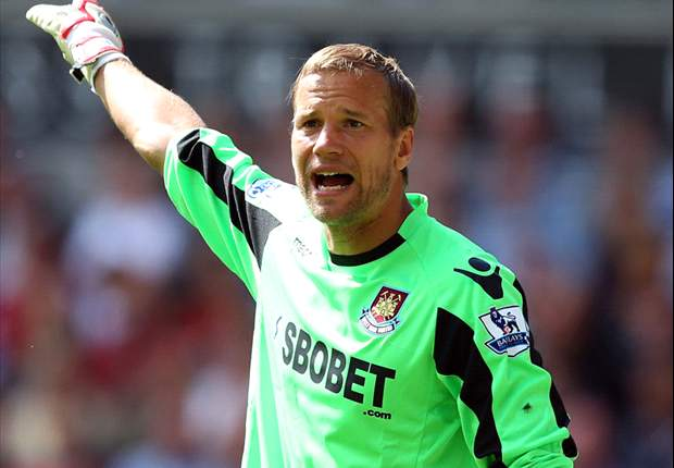 Jaaskelainen confident West Ham can surprise Manchester City