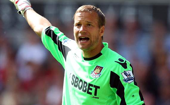 Jaaskelainen targeting top-six spot with West Ham
