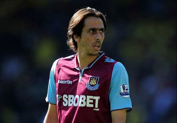 West Ham midfielder Benayoun to return to Chelsea in January