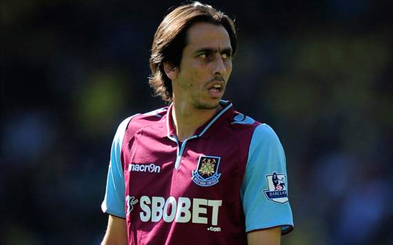 Yossi Benayoun of West Ham