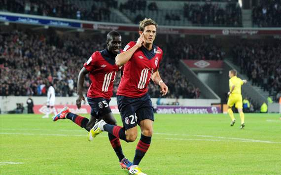 Ligue 1, Lille – Roux : « On a envie que ça change »