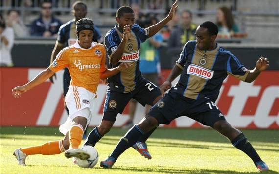 Amobi Okugo, Ramon Gaddis, Philadelphia Union; Calen Carr, Houston Dynamo; MLS