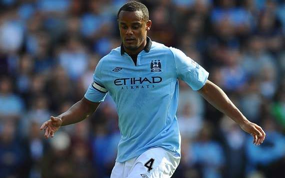 Kompany steps up Man City return