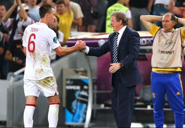 I have moved on from Terry and Ferdinand, insists England boss Hodgson