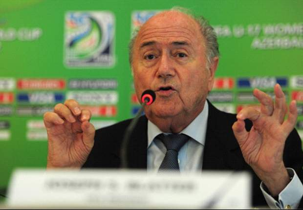 Fifa boss Blatter claims South Africa was too busy dancing to prepare for World Cup 2010