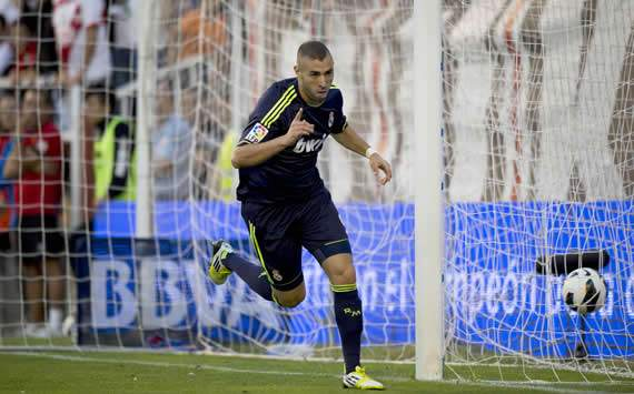 Karim Benzema, Rayo Vallecano, Real Madrid
