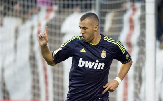 Benzema happy with Real Madrid progress
