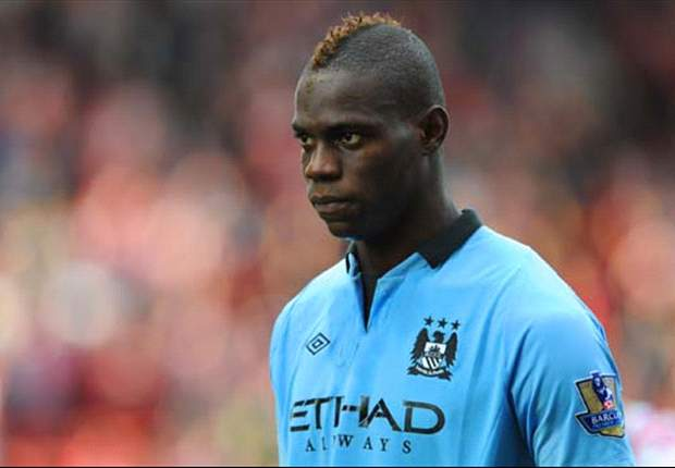 Balotelli does not 'give a damn' about Marwood comments