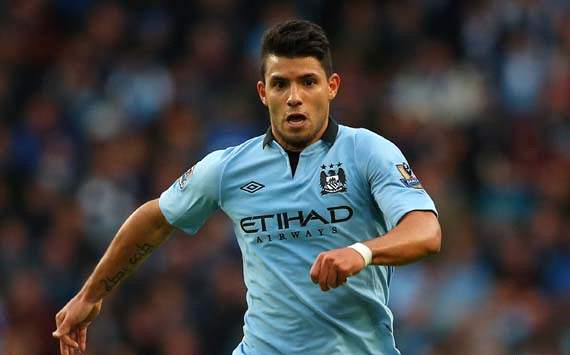 Aguero back for Argentina as Manchester City team-mate Tevez misses out