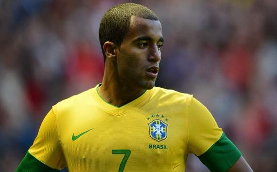 Lucas Moura confident he can live up to expectations at Paris Saint-Germain