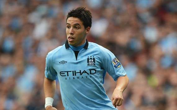 Manchester City willing to take €8m hit on Nasri