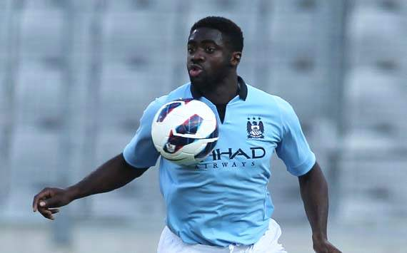 Kolo Toure ready to fight for Manchester City starting spot