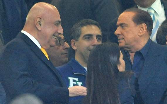AC Milan are not up for sale, insists Galliani