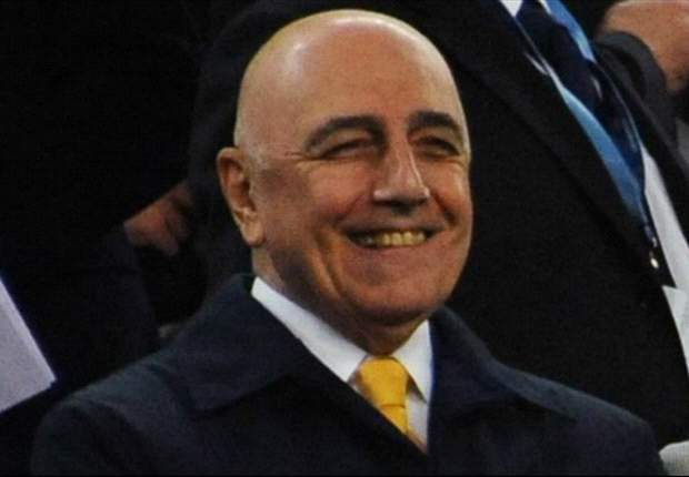 Galliani: AC Milan create top players rather than buy them