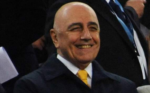 Galliani: AC Milan need time to return to the top