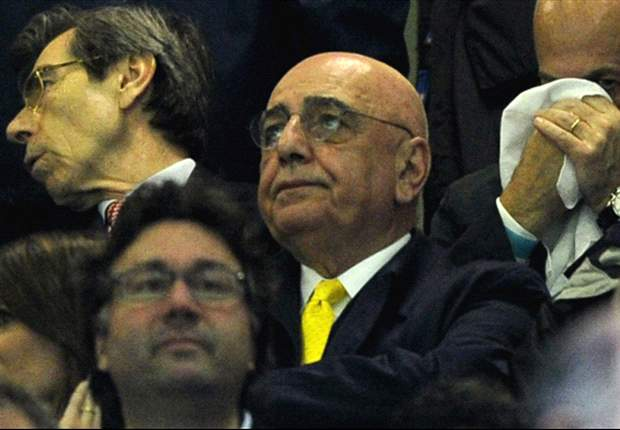 Derby beffa, Galliani: &quot;Inter-Milan ci lascia l'amaro in bocca&quot;. Scudetto irraggiungibile ma il 2 posto... &quot;Vediamo dopo le due gare del Napoli&quot;